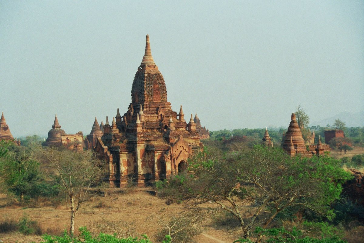 Droga z Mandalay – Bagan